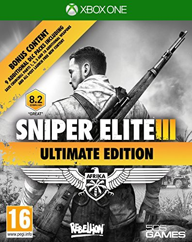 Sniper Elite 3 - Ultimate Edit...