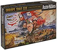 Wizards of the Coast Axis and Allies Europe 1940 2nd Edition Board Game [並行輸入品]