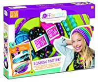 Wooky Entertainment Style Me Up! Rainbow Knitting Kit by Wooky Entertainment