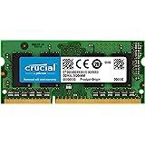 Crucial 4GB DDR3L 1866 MT/s (PC3-14900) CL13 SODIMM 204pin 1.35V RAM for Mac, CT4G3S186DJM