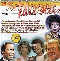Lolita, Bernd Clver, Xandra Hag, Peter Kraus, Graham Bonney, Randolph Rose..