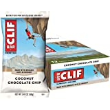 CLIF Energy Bar Coconut Chocolate Chip - 68g, 12 Pieces