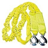 槌屋ヤック  けん引ロープのびるのびるロープ4.8t GR-114