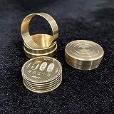 【手品 マジック】ダイナミックコイン・500円バージョン コイン ディスアピアリングマジック 近景マジック道具