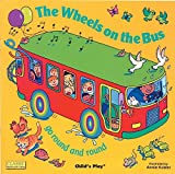 「The Wheels on the Bus (Books with Holes (Paperback)) (English Edition)」のサムネイル画像