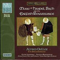 The Music of Bach,Handel, English Renaissance