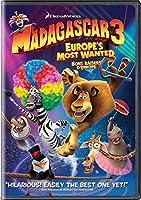 Madagascar 3: Europes Mst Wntd