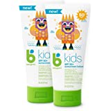 Babyganics Kids Sunscreen Lotion 50 SPF, 6oz, 2 Pack, Packaging May Vary