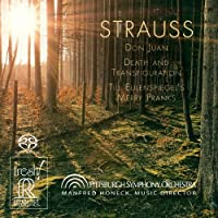 Strauss: Don Juan [Pittsburgh Symphony Orchestra, Manfred Honeck] [Reference Recordings: FR-707] by Pittsburgh Symphony Orchestra