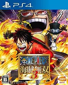 ワンピース 海賊無双3 - PS4