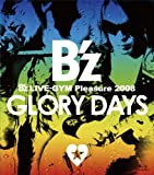 B'z LIVE-GYM Pleasure 2008-GLORY DAYS-(Blu-ray Disc) 画像
