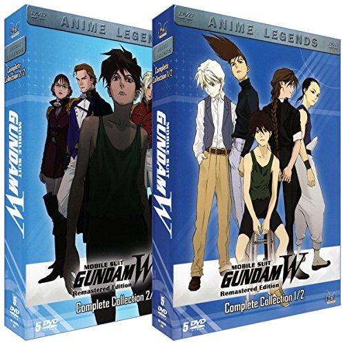 新機動戦記ガンダムW DVDBOX (1-49話, 1200...