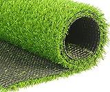 リアル人工芝 春色 ふわふわな手触り 難燃 高密度 使用期限5~8年 幅1m * 奥行3m * (芝丈)高さ3cm