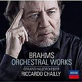 ブラームス:管弦楽作品集