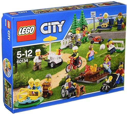 レゴ (LEGO) シティ レゴ (LEGO)®シティの人たち 60134