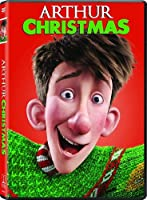 Arthur Christmas / [DVD] [Import]