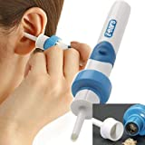 Ear Pick Automatic Earwax Removal Kit Ear Cleaner Electric Vacuum Ear Wax Suction Device Electric Ear Cleaner