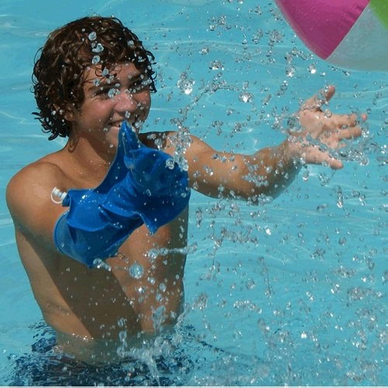 チャームスラックシーボード【骨折】【ギプス】 ドライプロ 腕用防水カバー:ハーフサイズ (L)
