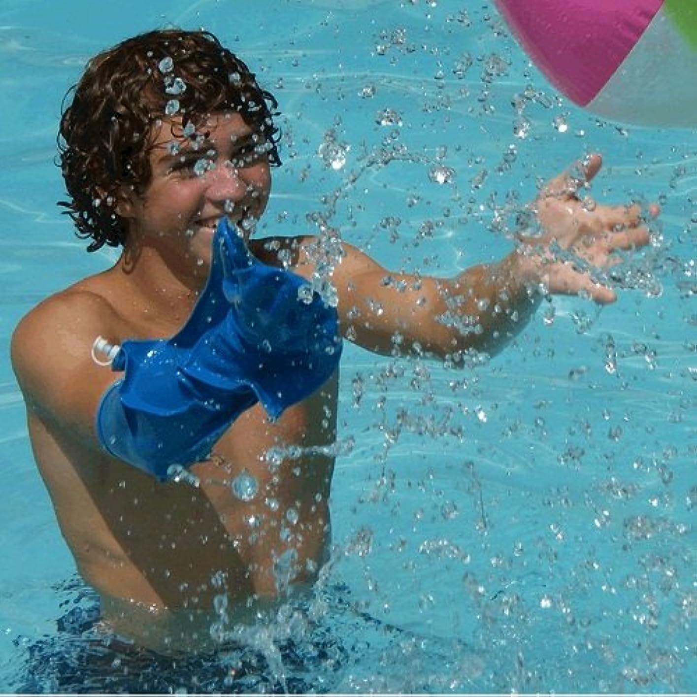 姿を消す数字法令【骨折】【ギプス】 ドライプロ 腕用防水カバー:ハーフサイズ (L)