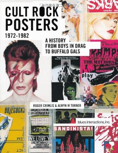 カルト・ロック・ポスター集 1972-1982の詳細を見る
