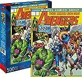 Marvel アベンジャーズ カバー 500ピース パズル