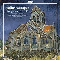 レントヘン:交響曲集