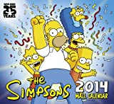 The Simpsons 2014 Calendar