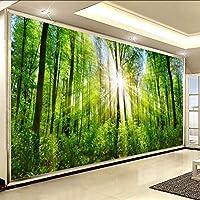 Xueshao 寝室の壁Hdの森の風景の壁紙のためのカスタム写真の壁紙家の装飾壁画3D-250X175Cm