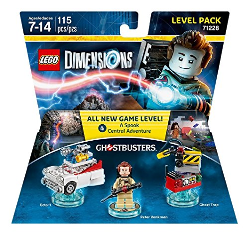 Ghostbusters Level Pack - LEGO Dimensions [並行輸入品]