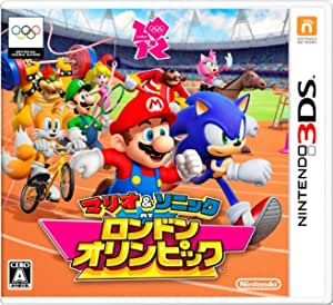 マリオ&ソニック AT ロンドンオリンピック - 3DS