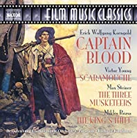 Captain Blood and Other Swashbucklers by Erich Wolfgang Korngold (2006-09-28)