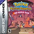 Pokemon Mystery Dungeon Red Rescue Team (輸入版)