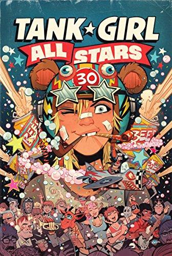 Tank Girl: All Stars #1 (Tank Girl All Stars)