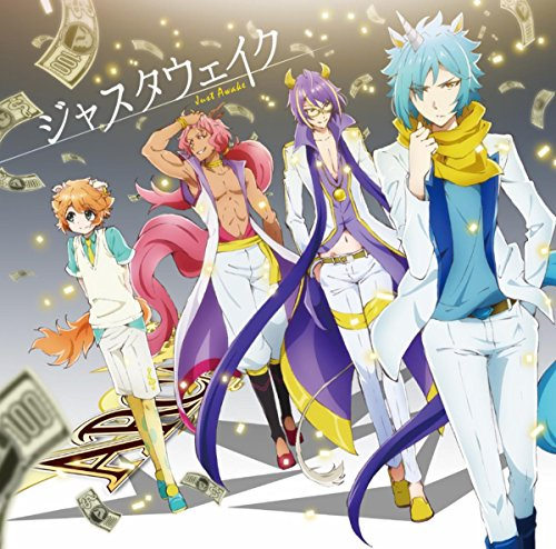 TVアニメ「SHOW BY ROCK!!#」ARCAREAF...