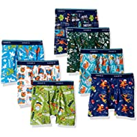 Hanes Toddler Boys 7-Pack Days of The Week Boxer Brief