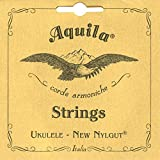 Aquila ウクレレ弦 ナイルガット テナー用 76cm AQ-TR 10U