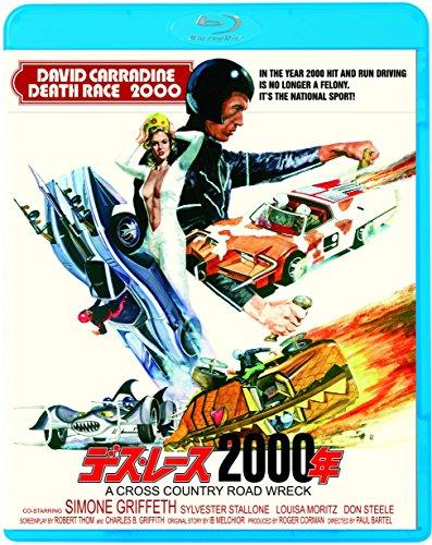 デス・レース2000年 HDニューマスター/轢殺エディション Blu-ray