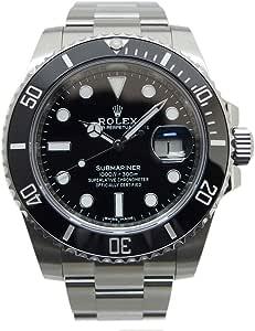 [ロレックス]ROLEX Submariner Date サブマリーナ デイト Ref. 116610LN ランダム番 2019年頃 オートマチック/自動巻き ブラック/黒文字盤 メンズ 中古