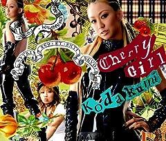 倖田來未「Cherry Girl」のCDジャケット