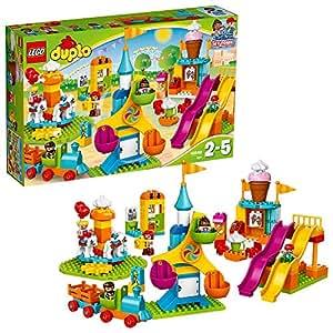 """レゴ(LEGO)デュプロ デュプロ(R)のまち""""おおきな遊園地"""" 10840"""