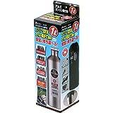 メルテック ガソリン携行缶 1L ボトルタイプ 消防法適合品 UN [アルミニウム] 厚み:0.8mm収納ケース付 Meltec FK-06