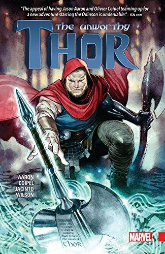 The Unworthy Thor (The Unworthy Thor (2016-2017)) (English Edition)