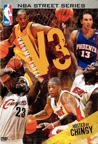 NBAストリートシリーズ/ダンク&アンクル・ブレーカーズ Vol.3 特別版 [DVD]