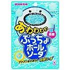 味覚糖 あわわわわ ぷっちょボール ソーダ 32g×10袋