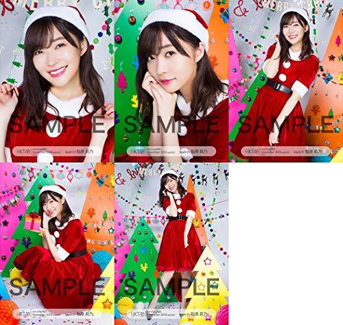 【指原莉乃】 公式生写真 HKT48 2018年11月 vo...