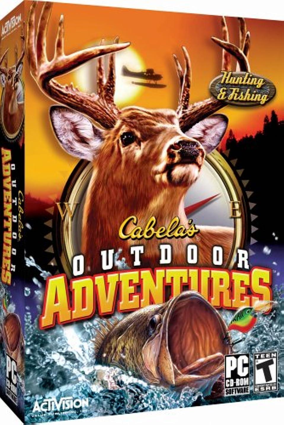 なぞらえる遠洋のサスティーンCabela Outdoor Adventure Hunting and Fishing 2006 (輸入版)