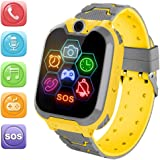 SW1 Kids Smart Watch (Yellow)