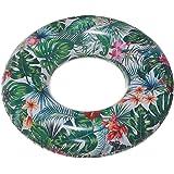 POPETPOP 浮き輪 浮輪 水遊び用 スイミング 直径120cm プール 海 夏の日 プール パーティー 浮き輪 飾り
