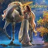 Unicorns Wall Calendar 2018 (Art Calendar)