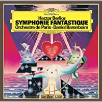 ベルリオーズ:幻想交響曲、序曲「ローマの謝肉祭」
